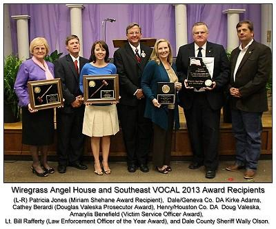 2013_VOCAL_Award_Recipients